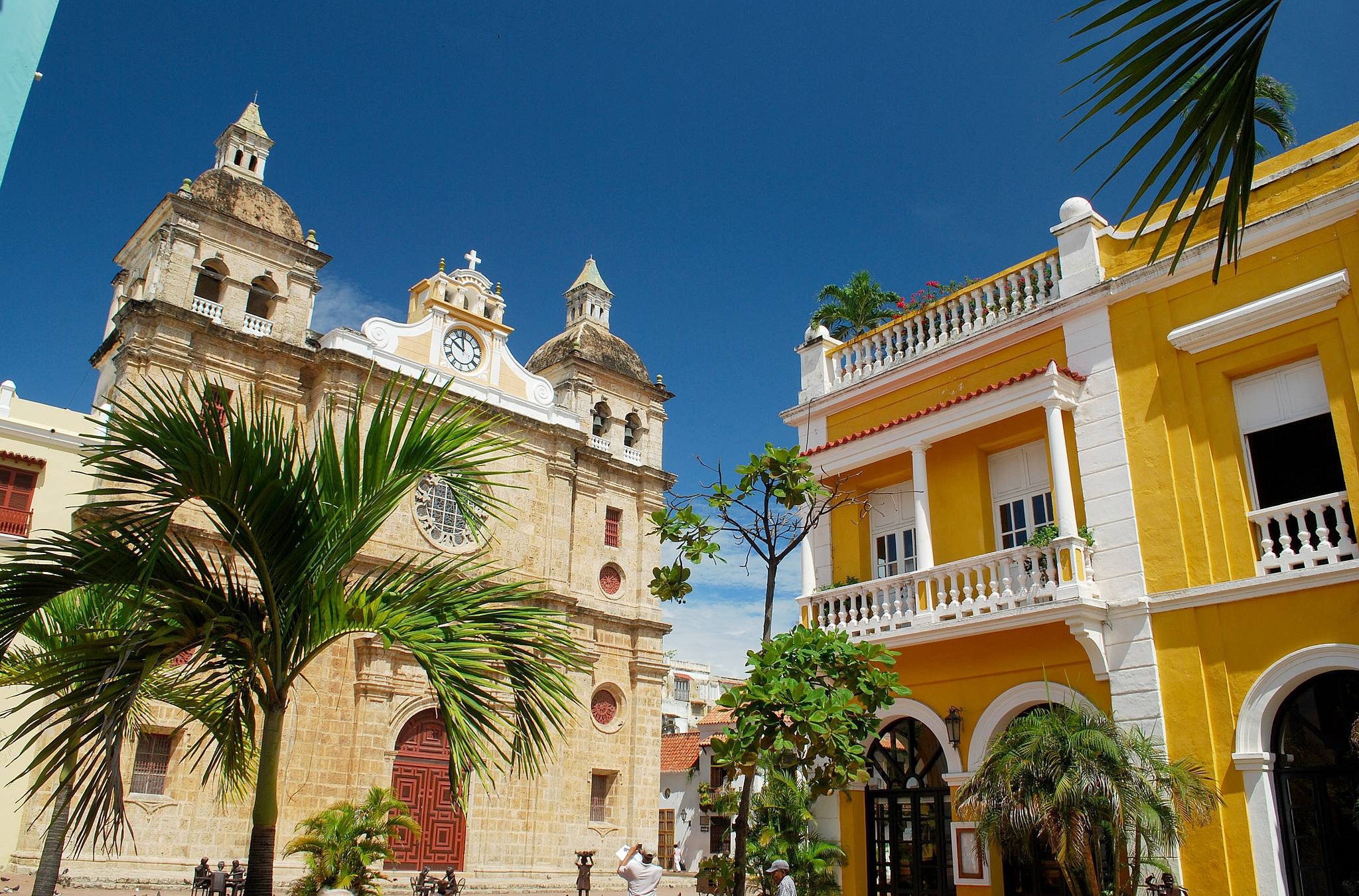 Cartagena High Definition Wallpapers