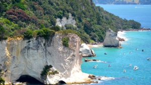 Cathedral Cove High Definition Wallpapers