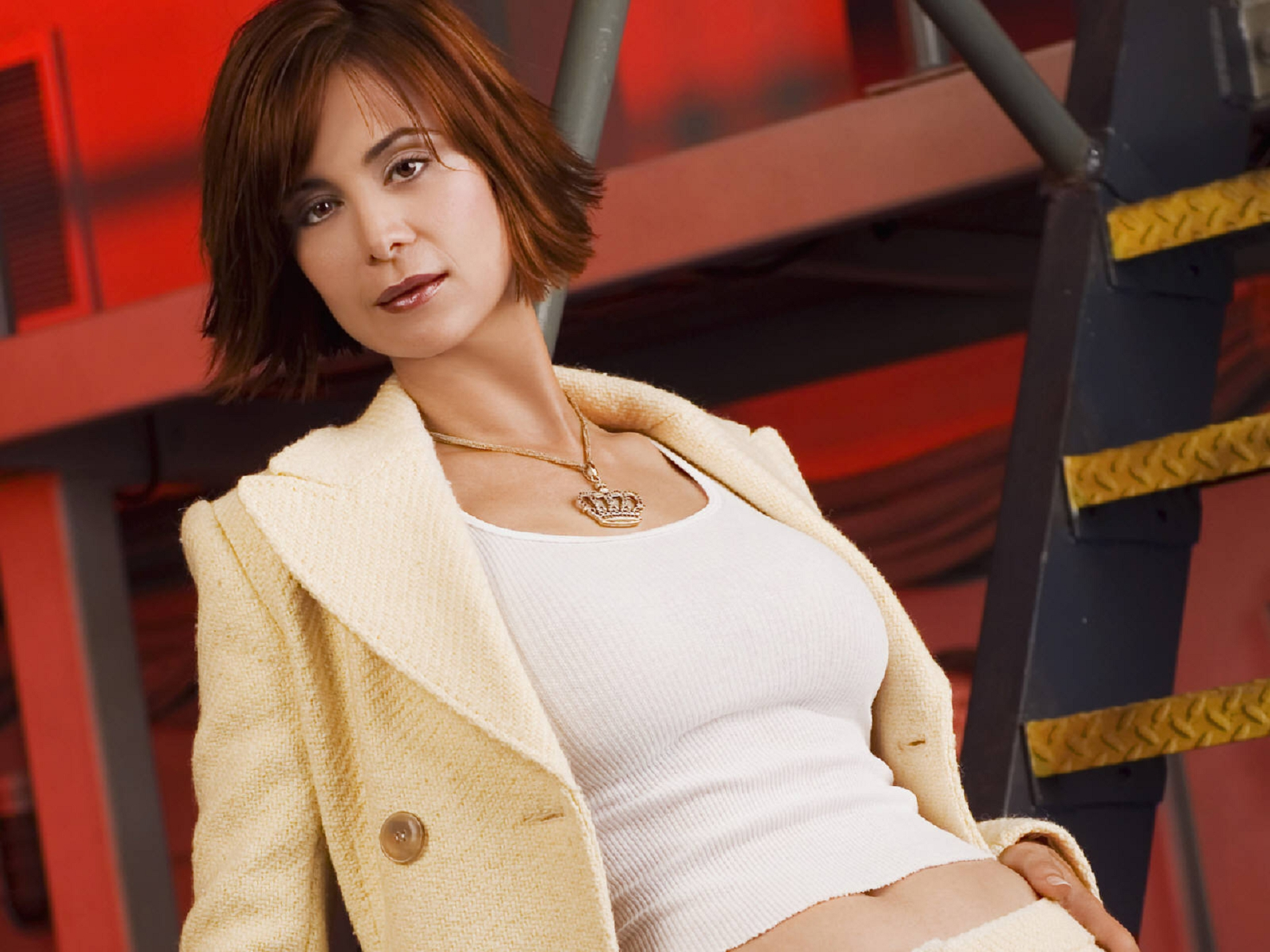 Catherine Bell [ wallpaper Celebrity wallpapers Wallpapers k