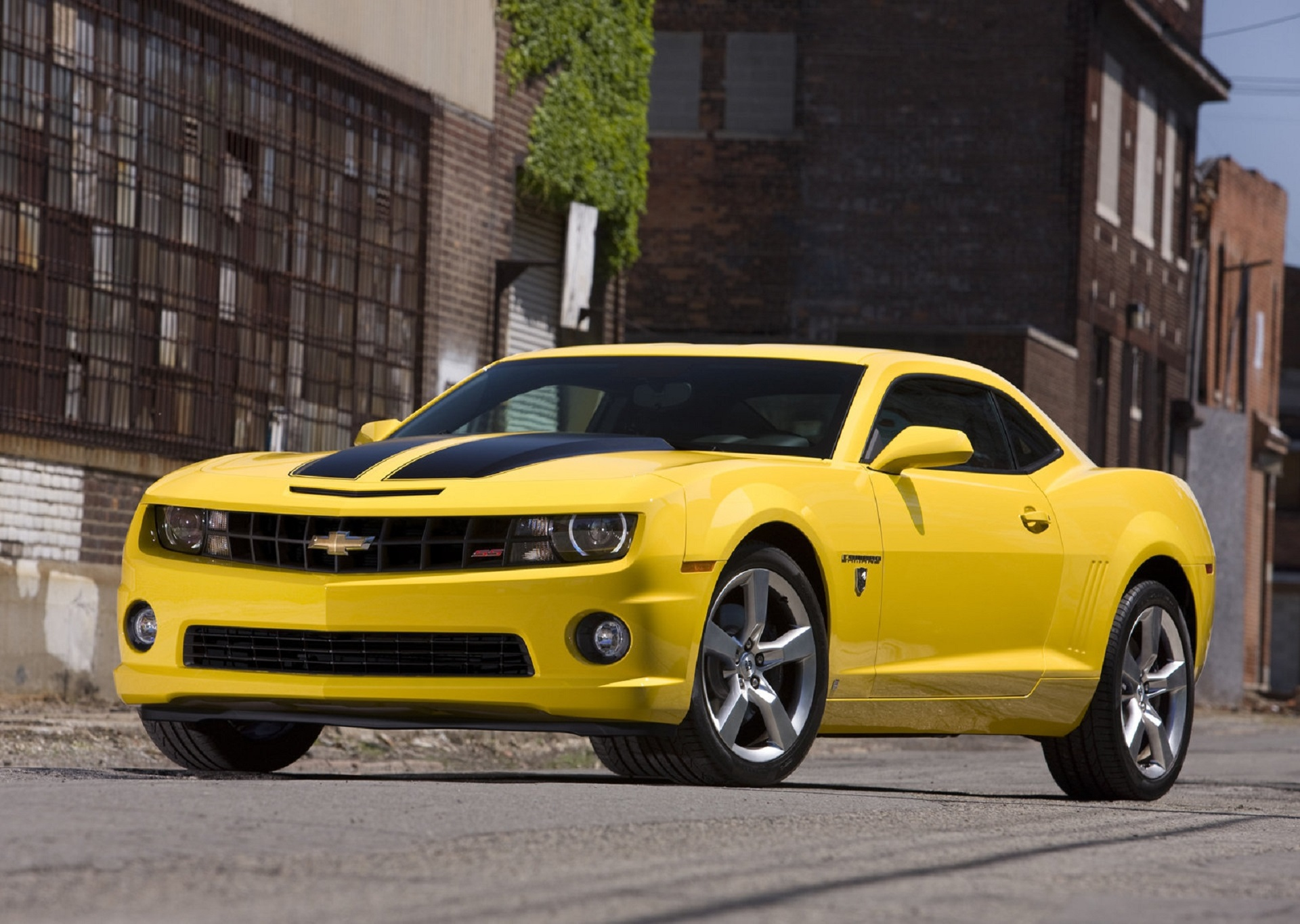 Chevrolet Camaro Hd Wallpaper