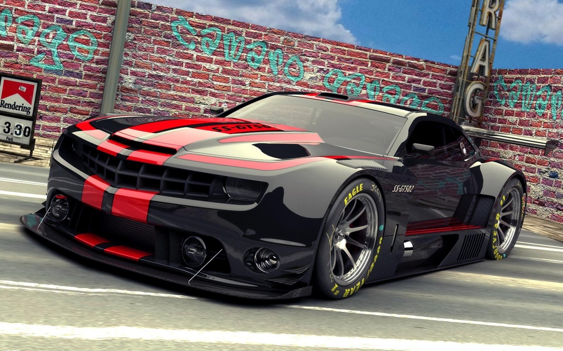 Chevrolet Camaro Photos