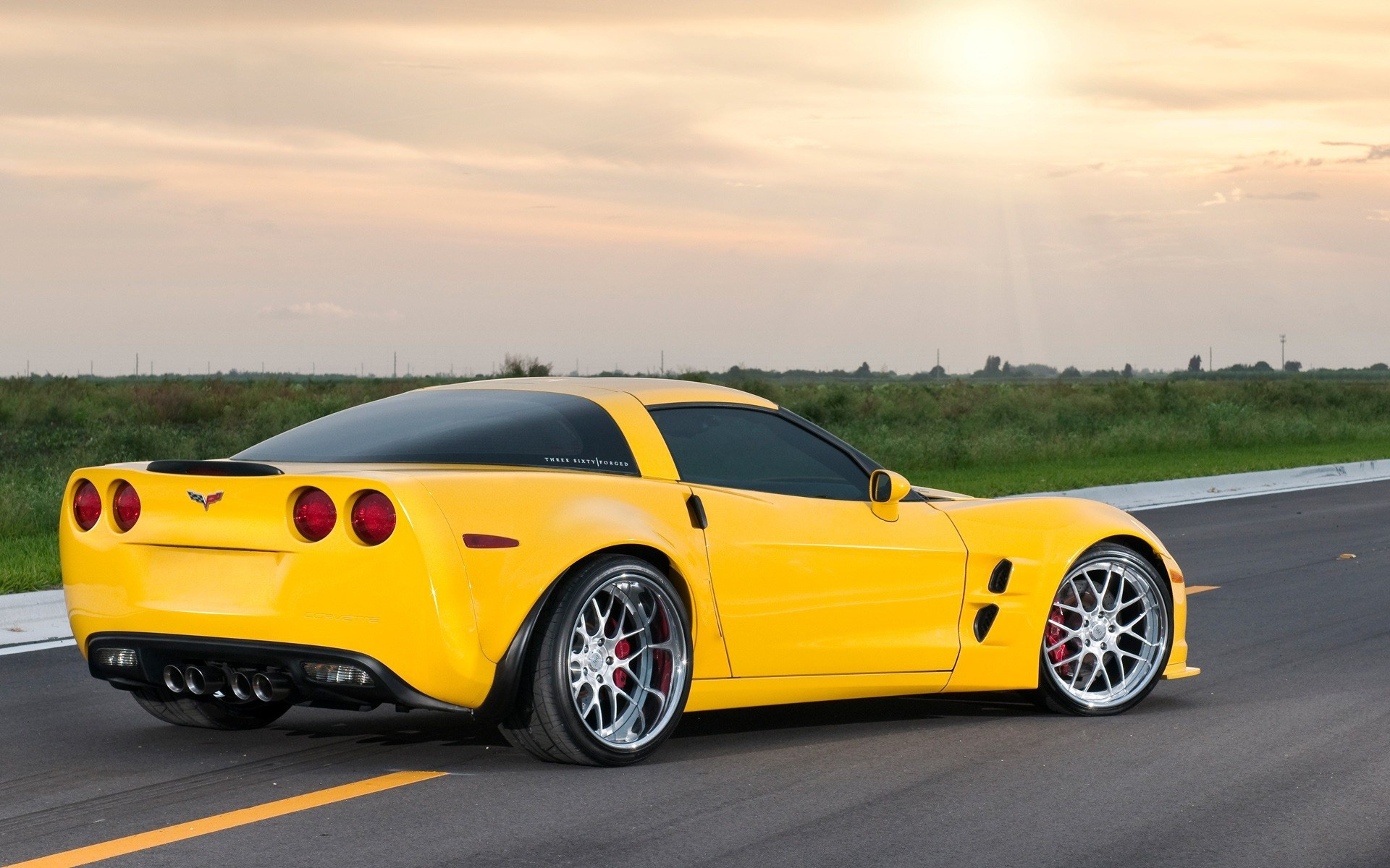 Chevrolet Corvette Hd