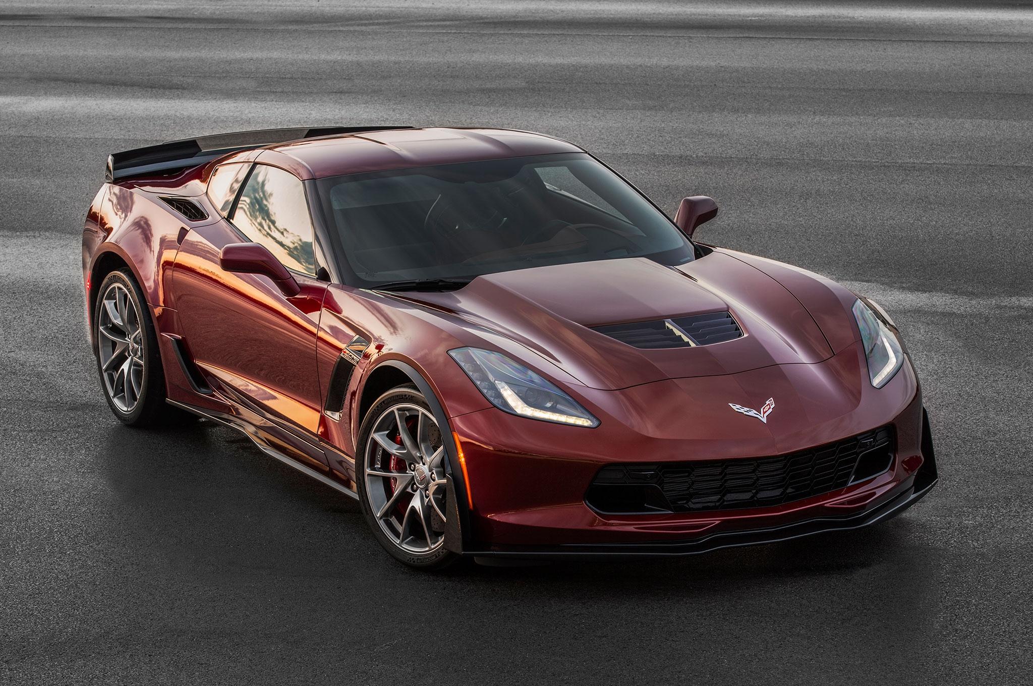 Chevrolet Corvette High Definition Wallpapers