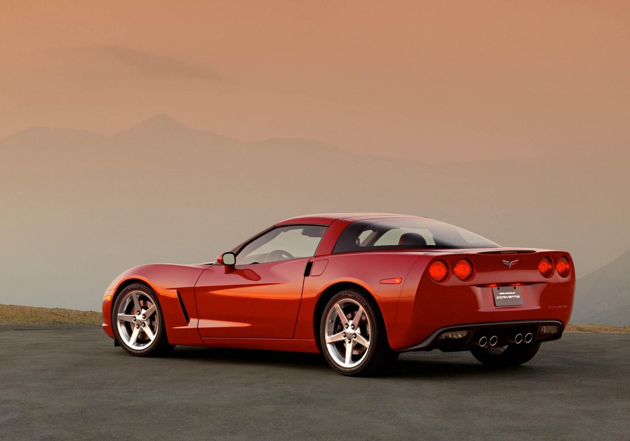 Chevrolet Corvette High Definition