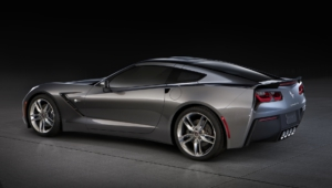 Chevrolet Corvette Wallpapers Hd