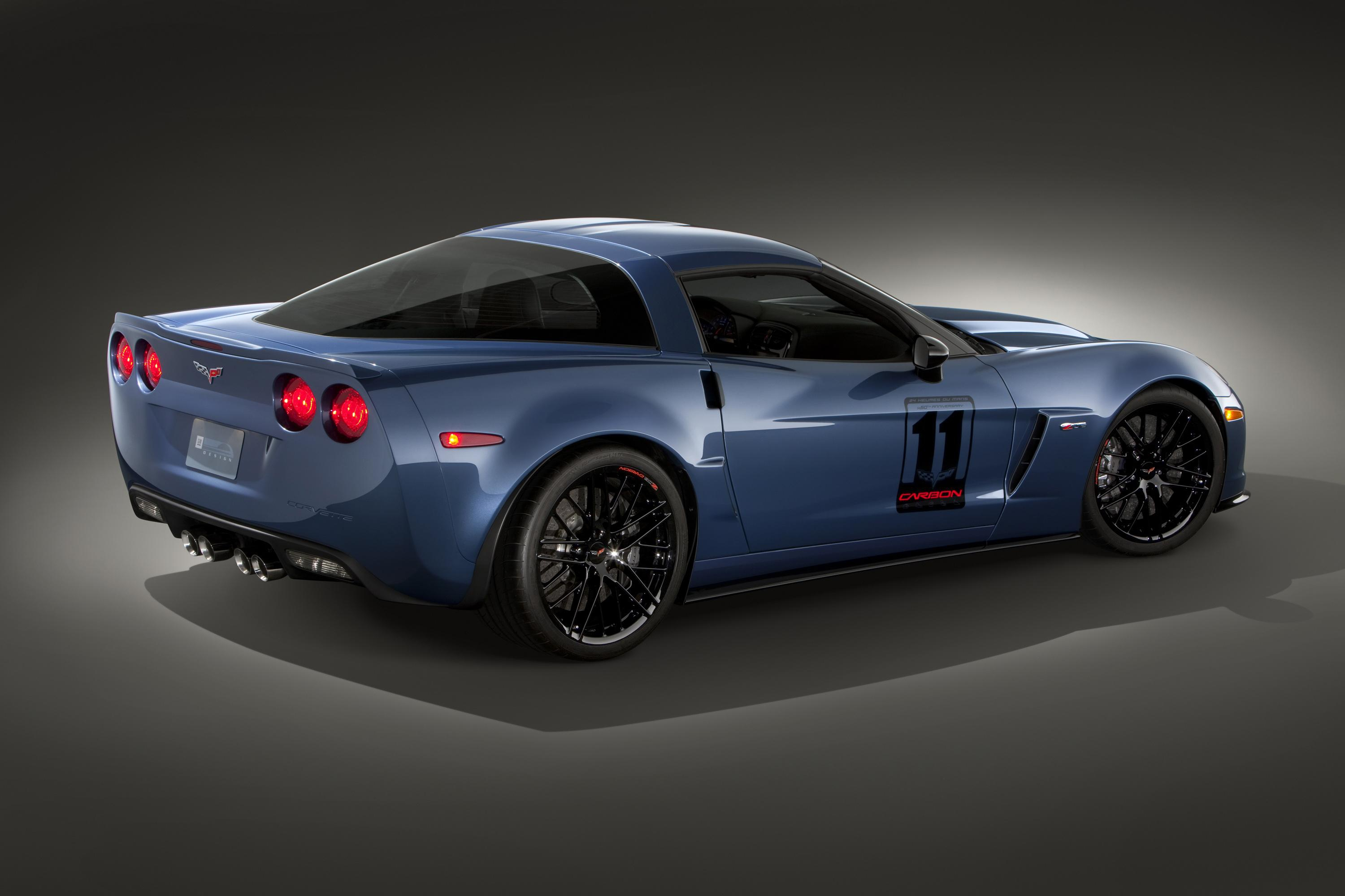 Chevrolet Corvette Zr1 Hd Background