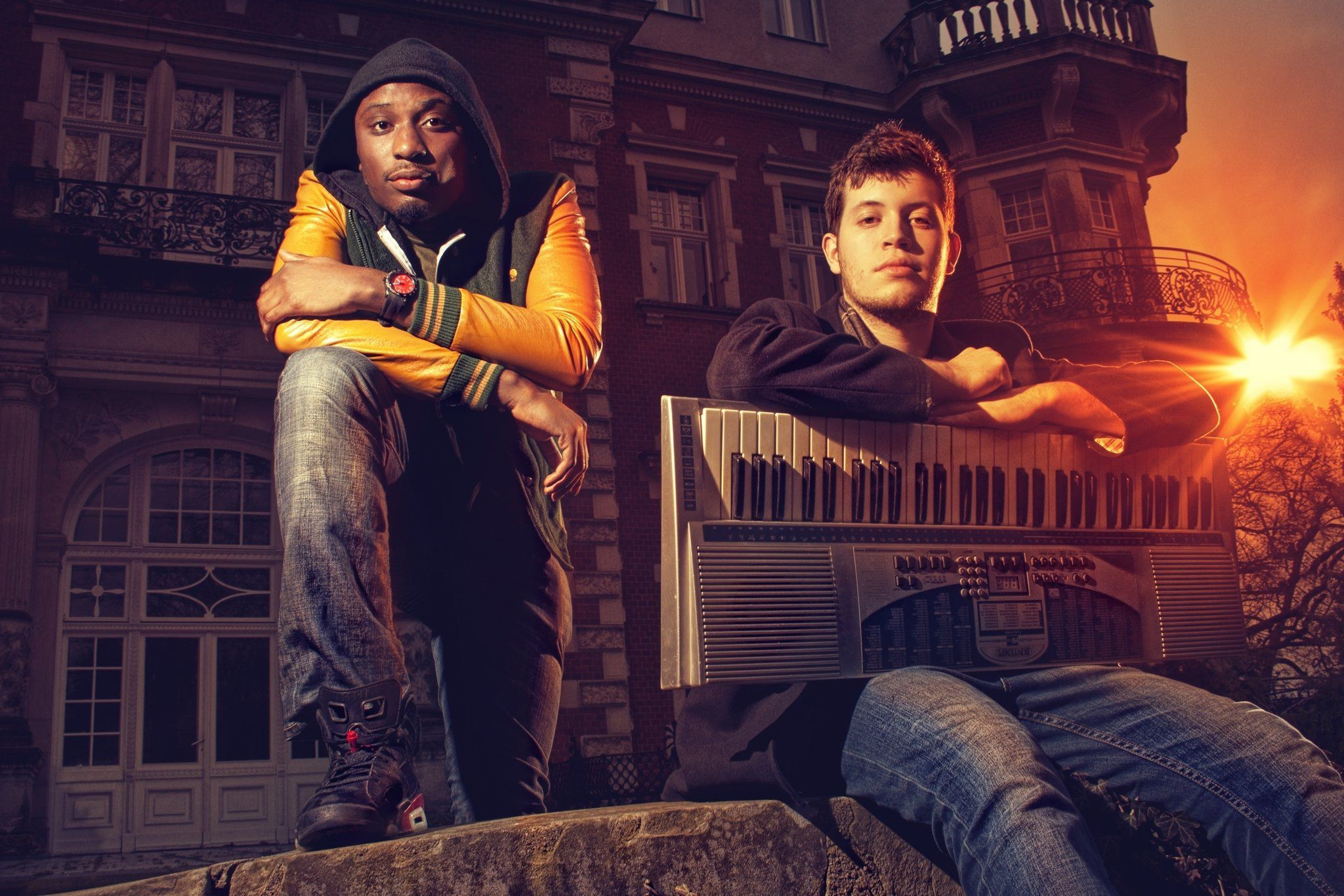 Chiddy Bang Pictures