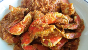 Chili Crab Hd