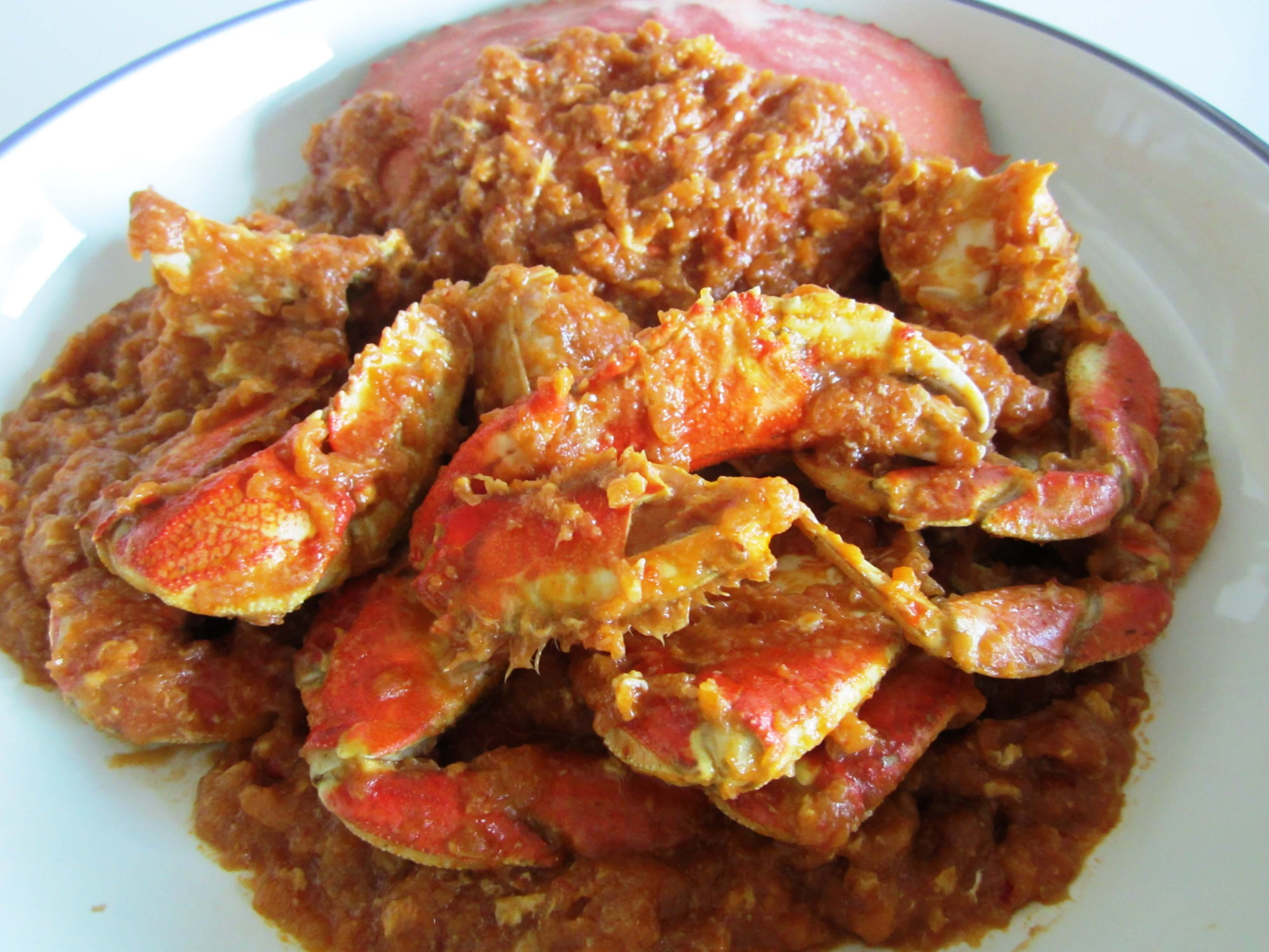 Chili Crab Hd