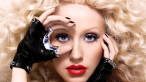 Christina Aguilera Computer Wallpaper