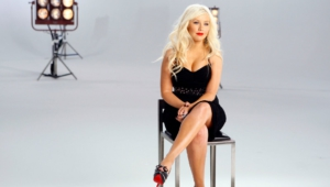 Christina Aguilera Hd Background