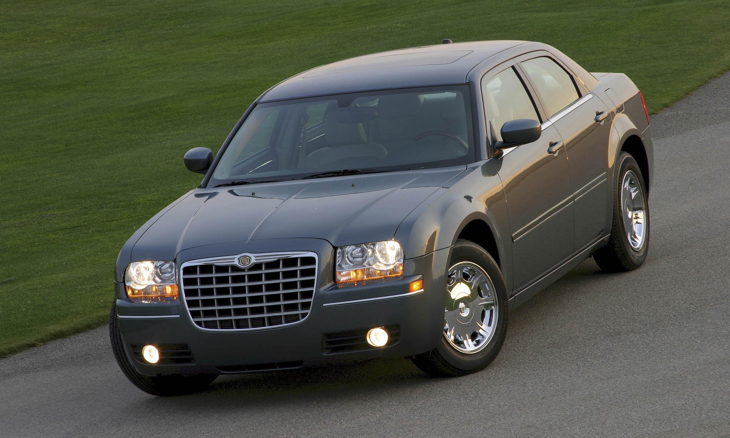 Chrysler 300 4k