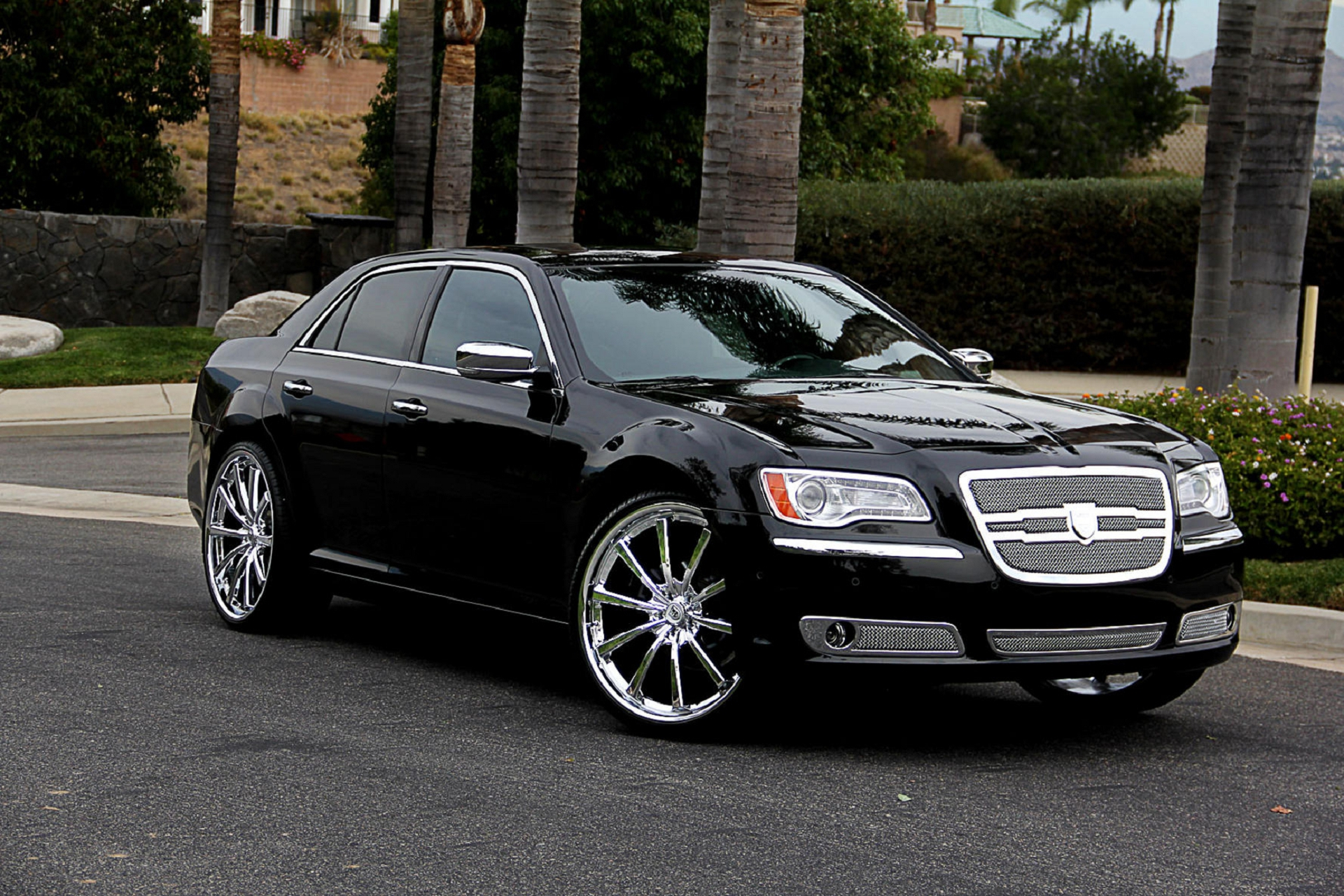 Chrysler 300 Wallpapers