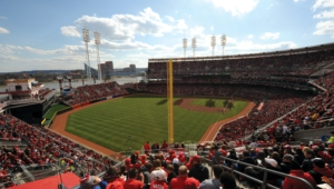 Cincinnati Reds High Definition Wallpapers