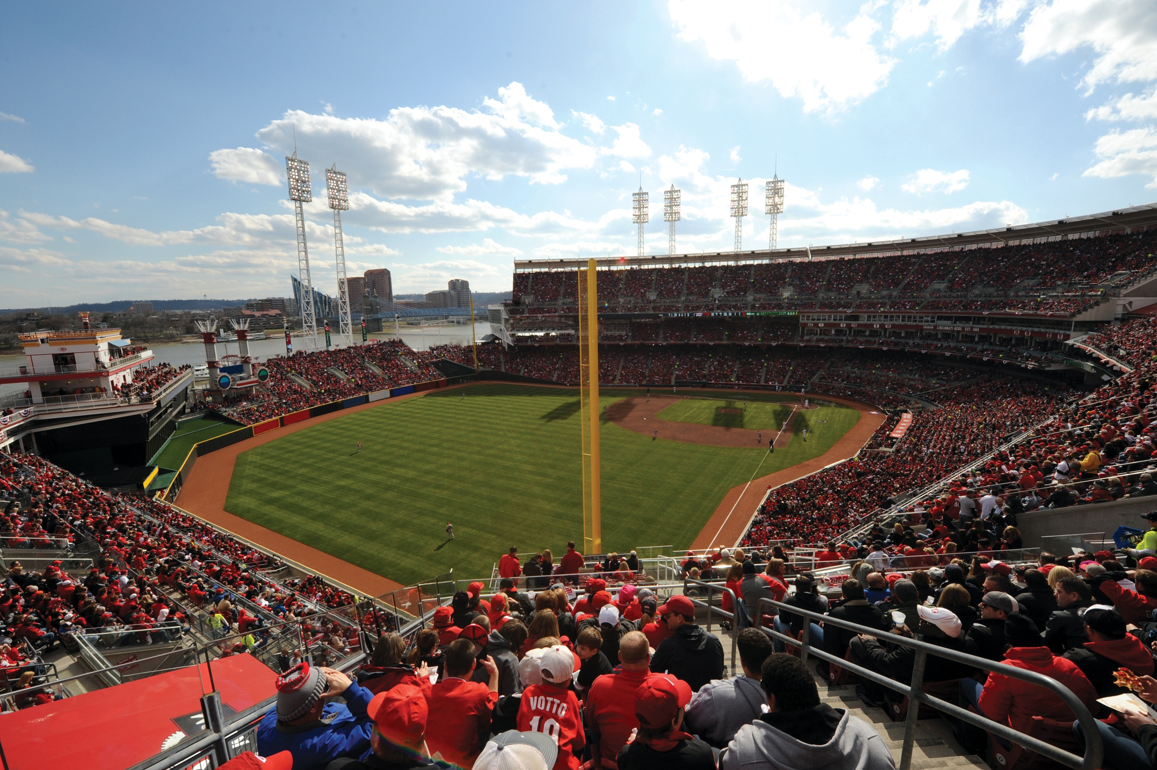 Cincinnati Reds High Definition Wallpapers