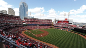 Cincinnati Reds For Desktop