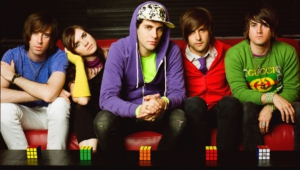 Cobra Starship Photos