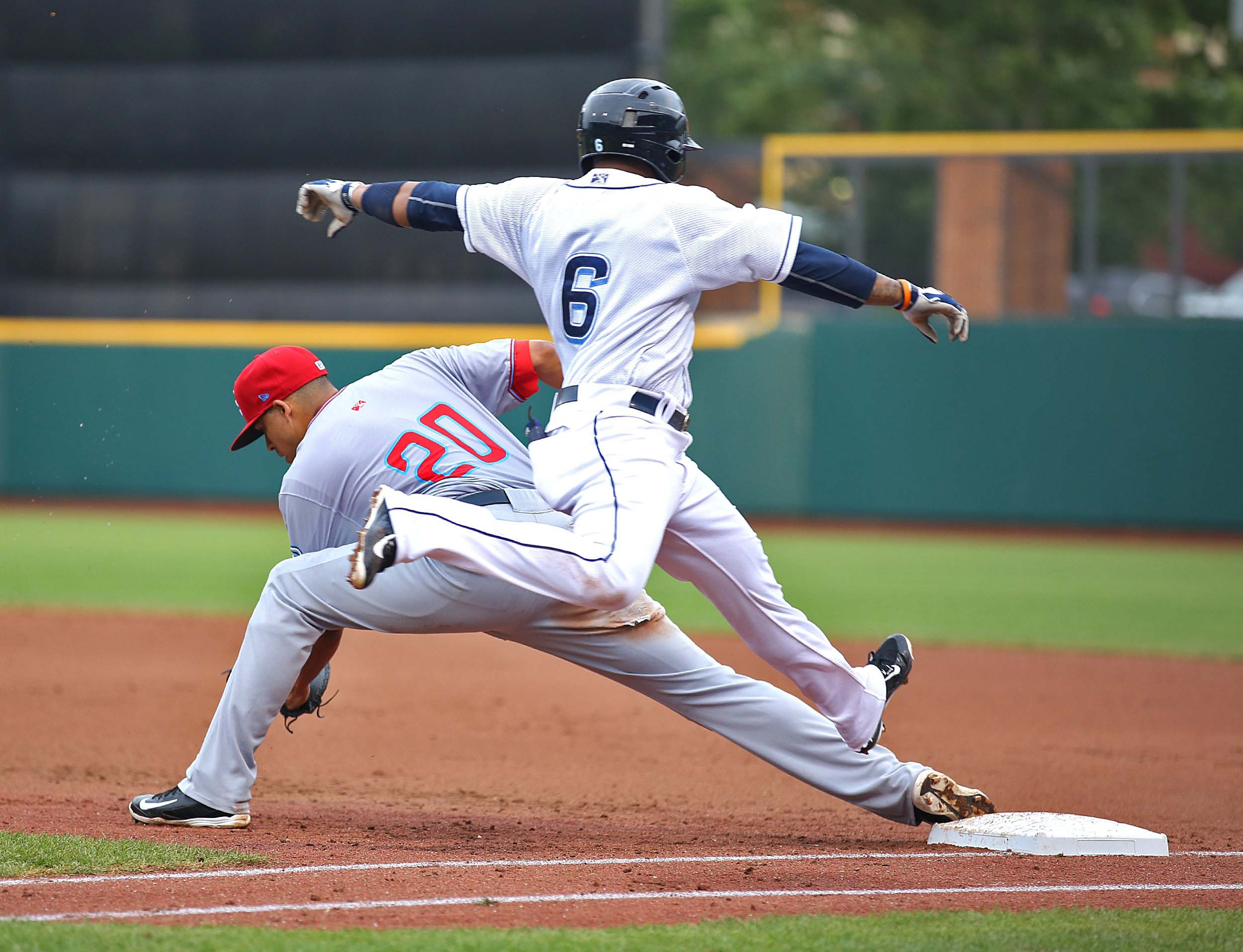 Columbus Clippers Widescreen
