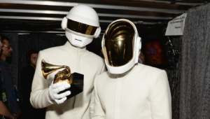 Daft Punk 4k