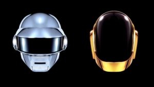 Daft Punk For Desktop