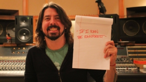 Dave Grohl Background
