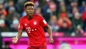 David Alaba Photos