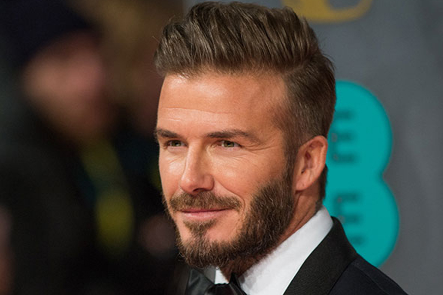 David Beckham Hairstyle Wallpapers Images Photos Pictures ...