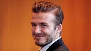 David Beckham Hairstyle 4292