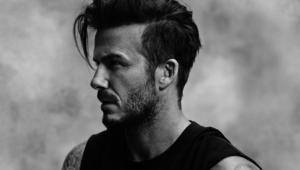 David Beckham Hairstyle 5190