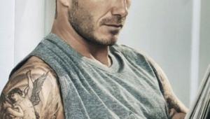David Beckham Hairstyle 7766