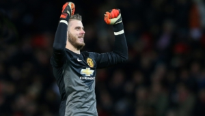 David De Gea Hd Wallpaper
