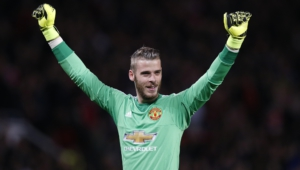David De Gea High Definition Wallpapers