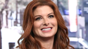 Debra Messing Hd Desktop