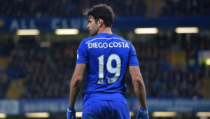Diego Costa Photos