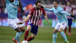Diego Godin Background