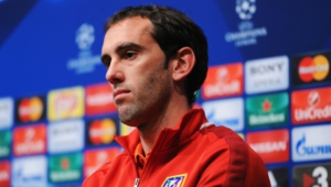 Diego Godin Photos