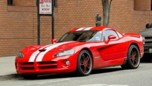 Dodge Viper 4k