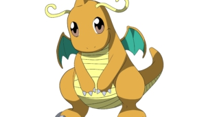 Dragonite Computer Wallpaper