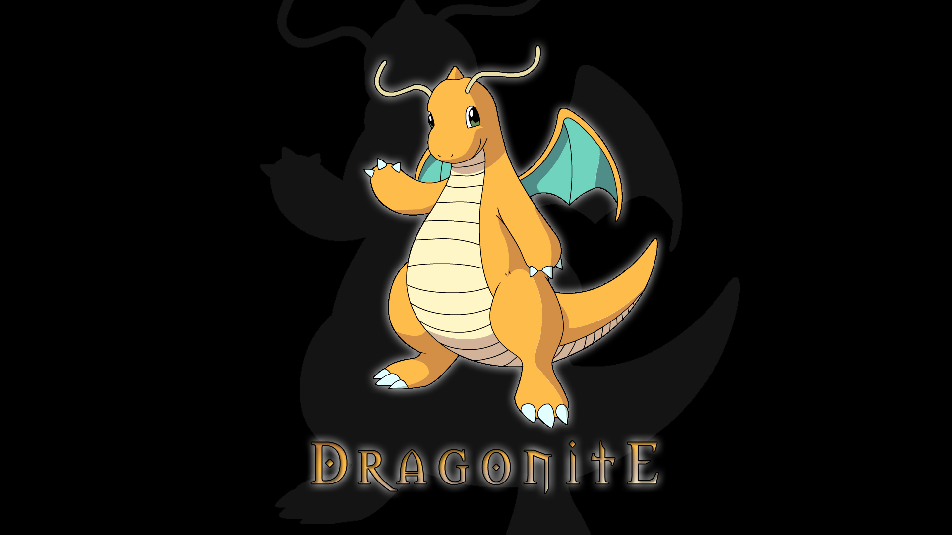 Dragon Definition: Dragonite Wallpapers Images Photos Pictures Backgrounds