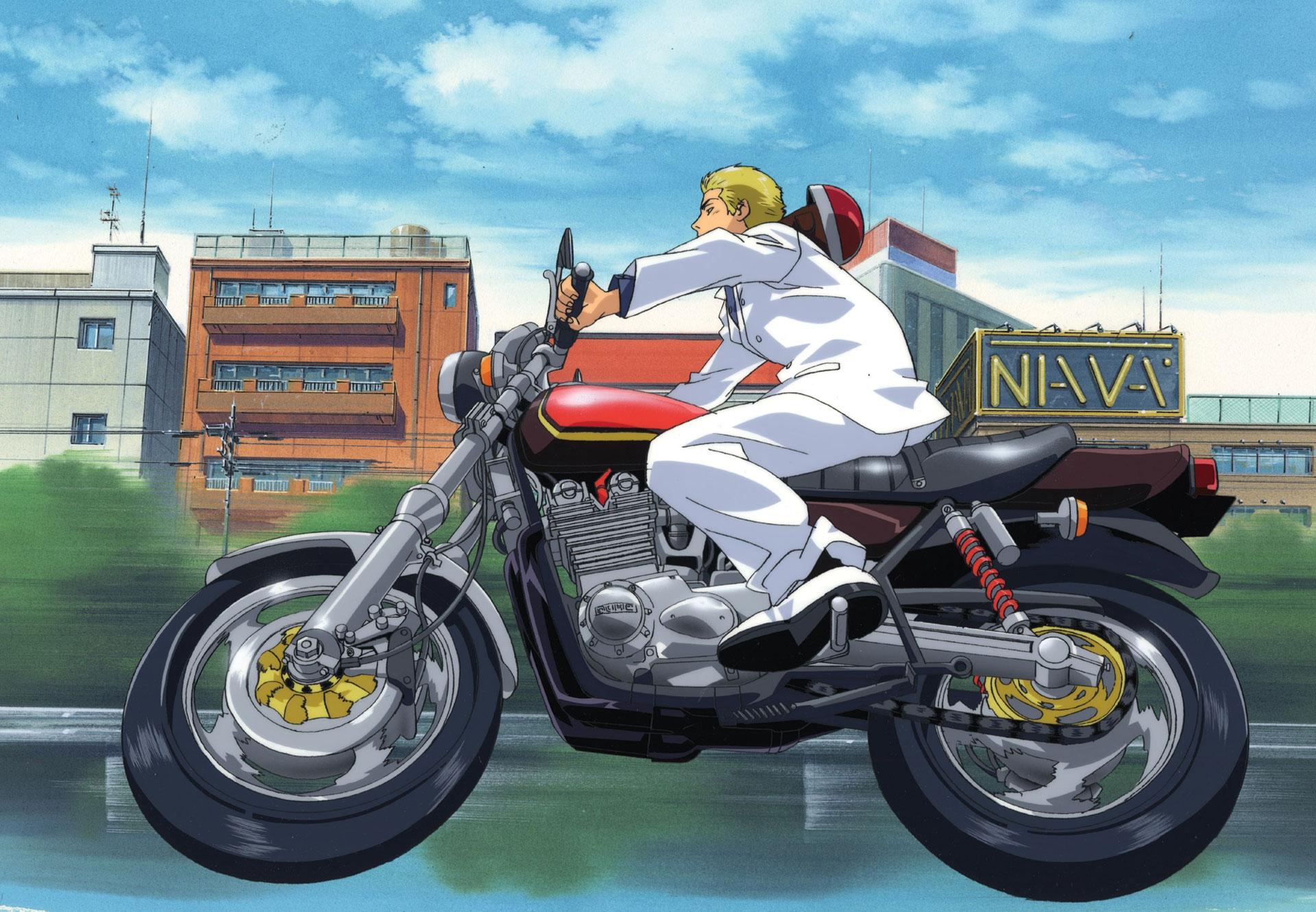 Kawasaki Gto Sports