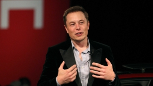 Elon Musk Hd Background