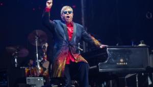 Elton John 4k