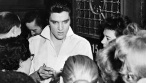 Elvis Presley Hd Background