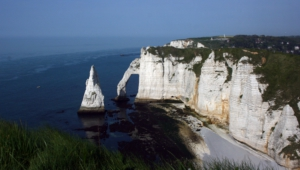 Etretat Hd Background