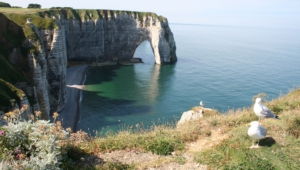 Etretat Hd Wallpaper