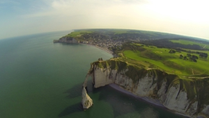 Etretat High Definition