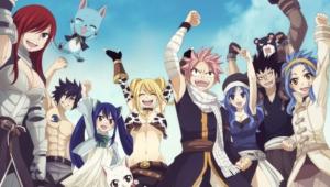 Fairy Tail 4k