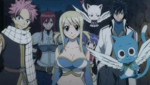 Fairy Tail Desktop