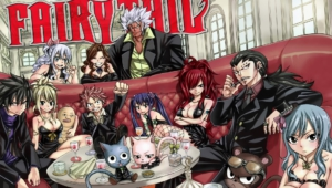 Fairy Tail High Definition Wallpapers