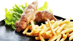 Fast Food 4k